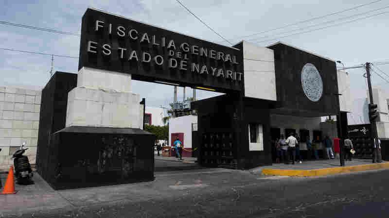 U.S. Arrests Mexican State Prosecutor, Says He's Also A Drug Smuggler Named 'Diablo'