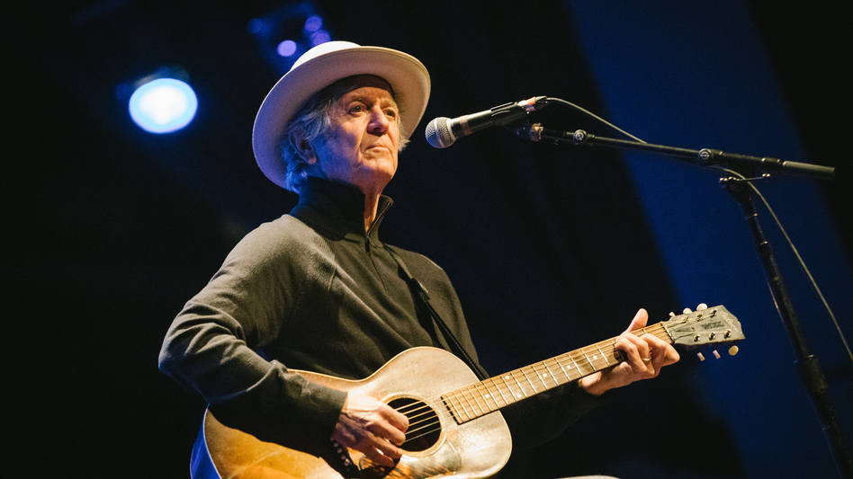 Rodney Crowell, live at <em>World Cafe</em>'s 25th anniversary concert in Philadelphia, Pa.