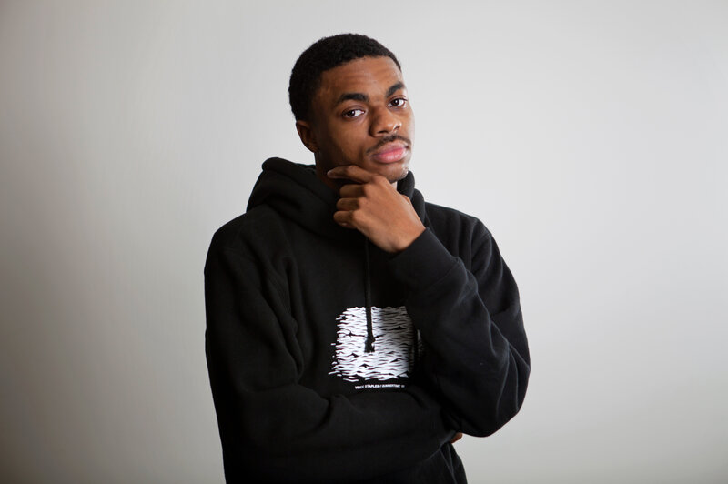 The 27-year old son of father (?) and mother(?) Vince Staples in 2020 photo. Vince Staples earned a  million dollar salary - leaving the net worth at  million in 2020