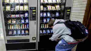 Forcing People At Vending Machines To Wait Nudges Them To Buy Healthier Snacks