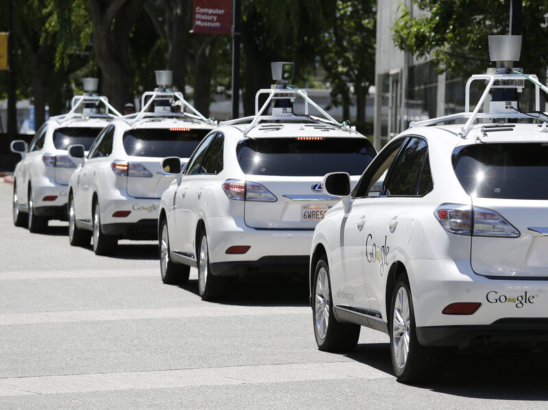 Self-Driving Cars Raise Questions About Who Carries