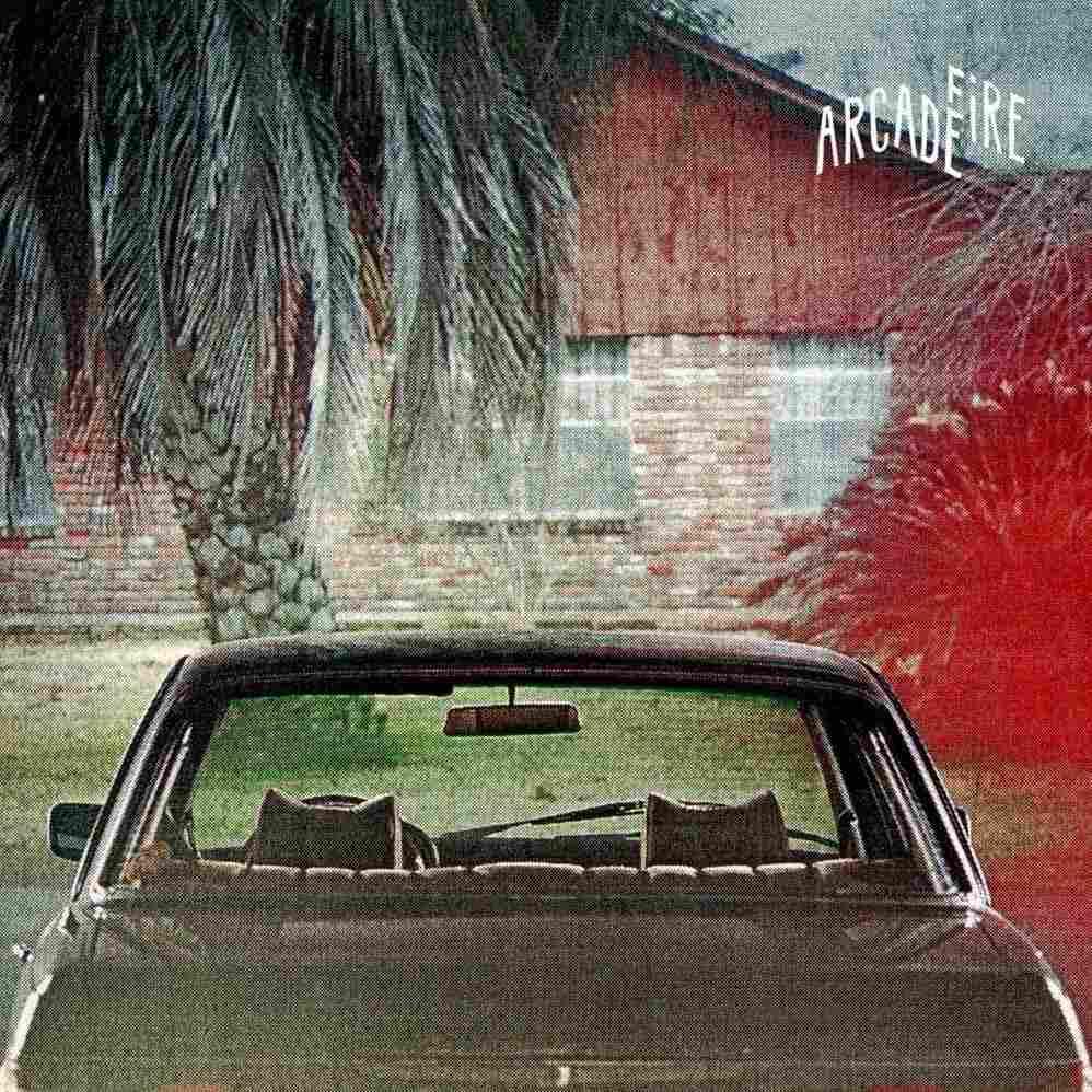Arcade Fire, Suburbs