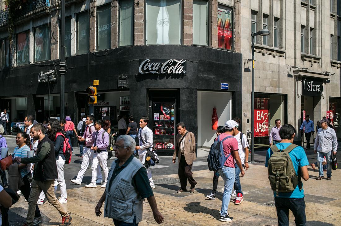 Coca Cola  Glasses A Day Caption