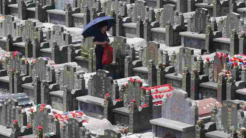 China Preps For Its Big Spring Clean, As The Tomb-Sweeping Festival Approaches