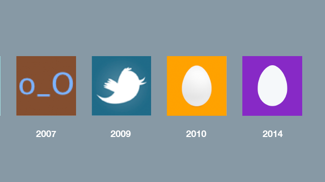 Twitter Drops Its Egg, The Unintended Avatar Of Harassment : The Two