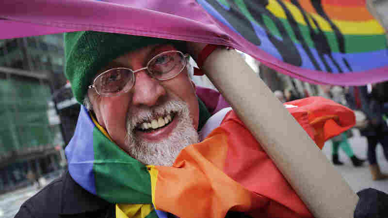 Designer Of Rainbow Flag, Enduring Symbol For Gay Rights, Has Died