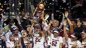 South Carolina Takes Its First Women's NCAA Basketball Title