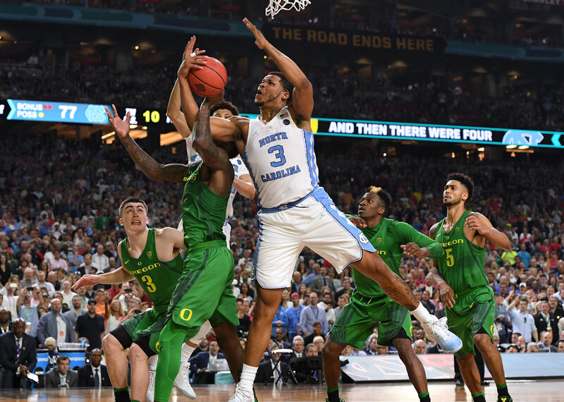 7c48940bf North Carolina Tar Heels Beat Oregon Ducks In Final Four   The Two ...