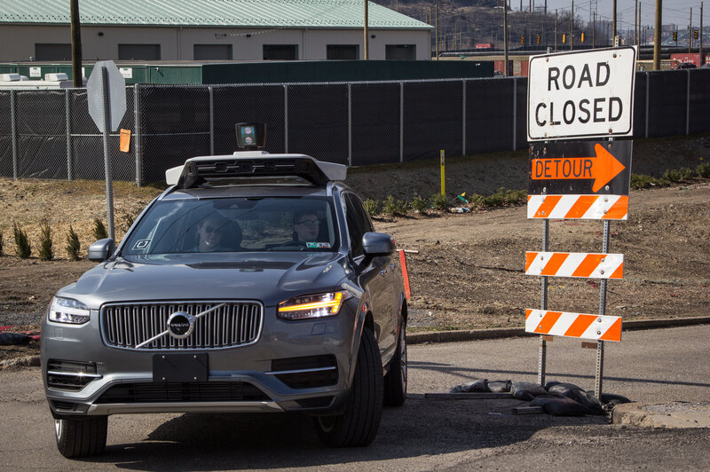Uber Self Driving Experiment In Pittsburgh Offers Lessons For An