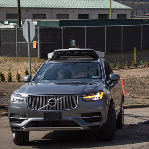 Pittsburgh Offers Driving Lessons For Uber's Autonomous Cars