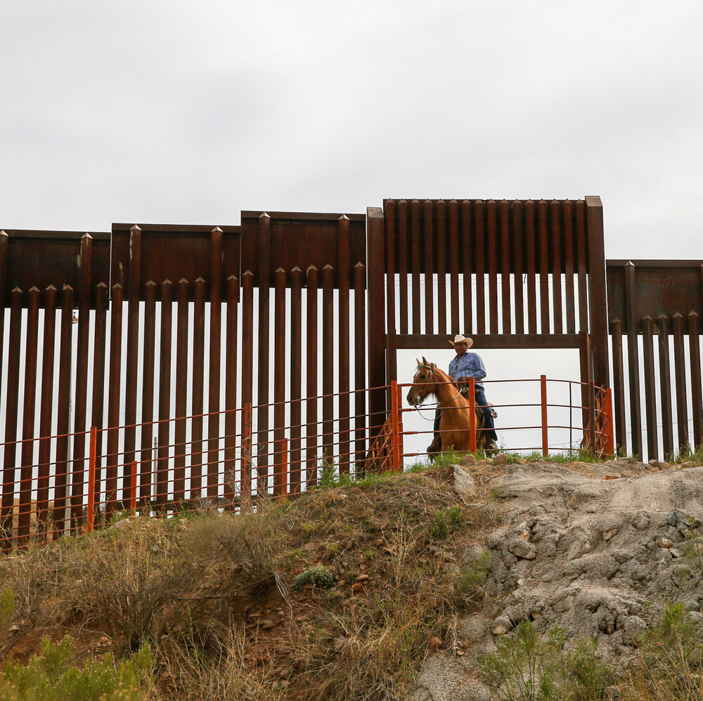 photos the many proposals for president donald trump u0027s border