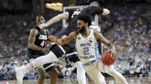 North Carolina Tops Gonzaga In Messy NCAA Championship