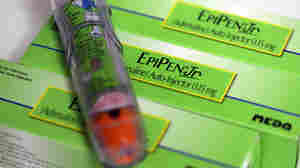 Recall Of Some EpiPens Extends To U.S.