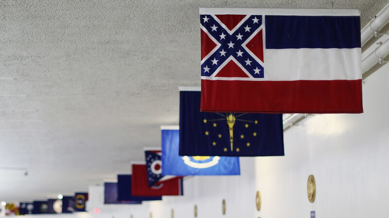 Court Rejects Lawsuit Against Mississippi State Flags Confederate