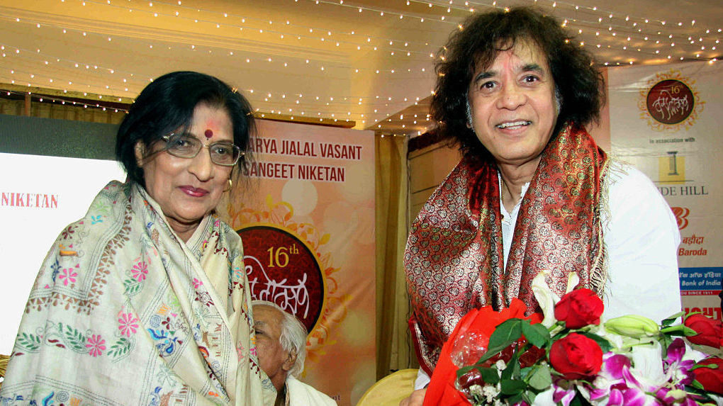 Kishori Amonkar, Leading Indian Classical Vocalist, Dies At