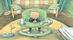 The Picture Book Behind The New Movie 'Boss Baby'