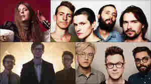 New Mix: Son Lux, Public Service Broadcasting, Big Thief, More