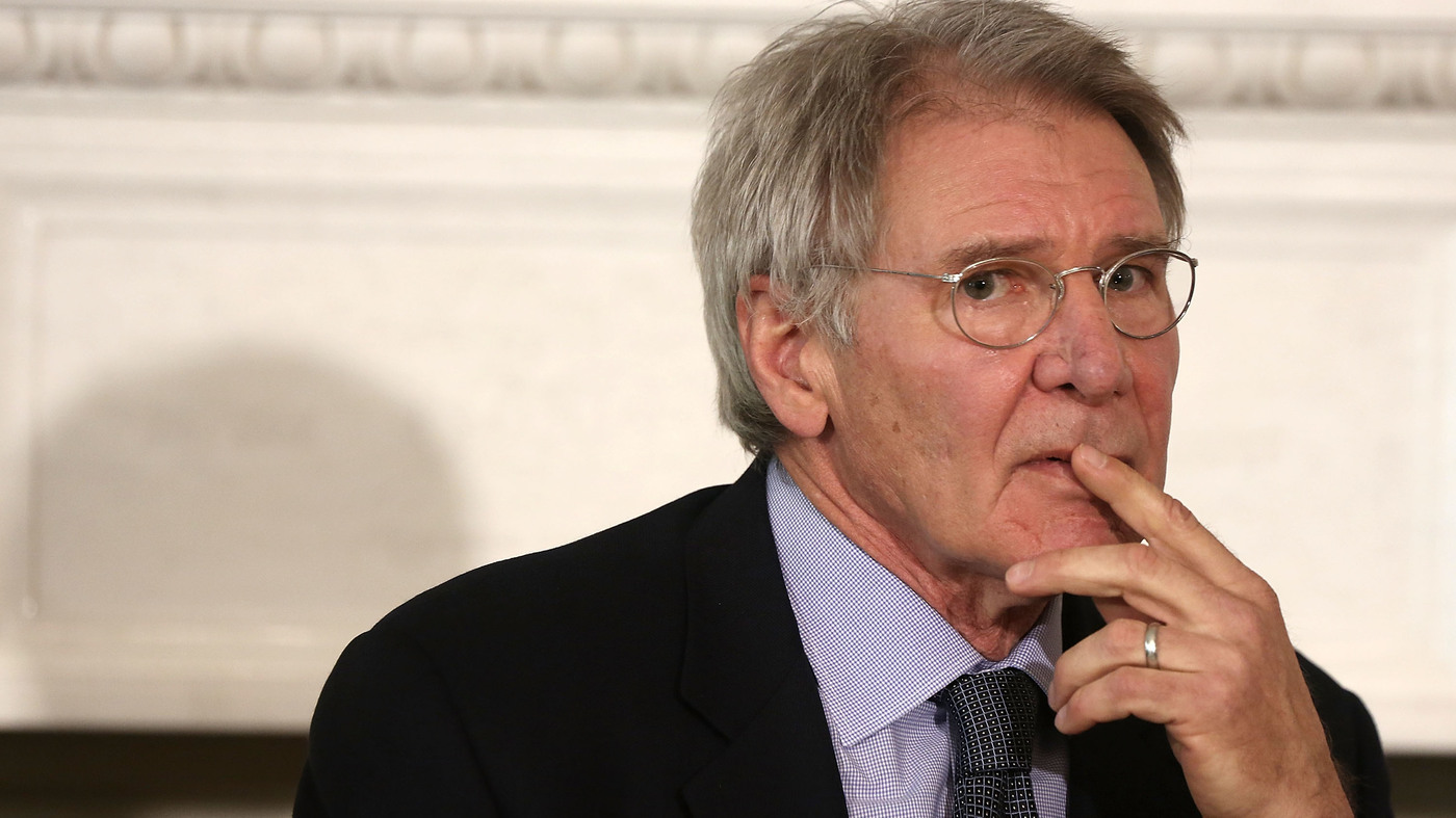 Harrison Ford May Keep...