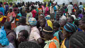 As Thousands Flee South Sudan, Ugandan Refugee Camp Becomes World's Largest