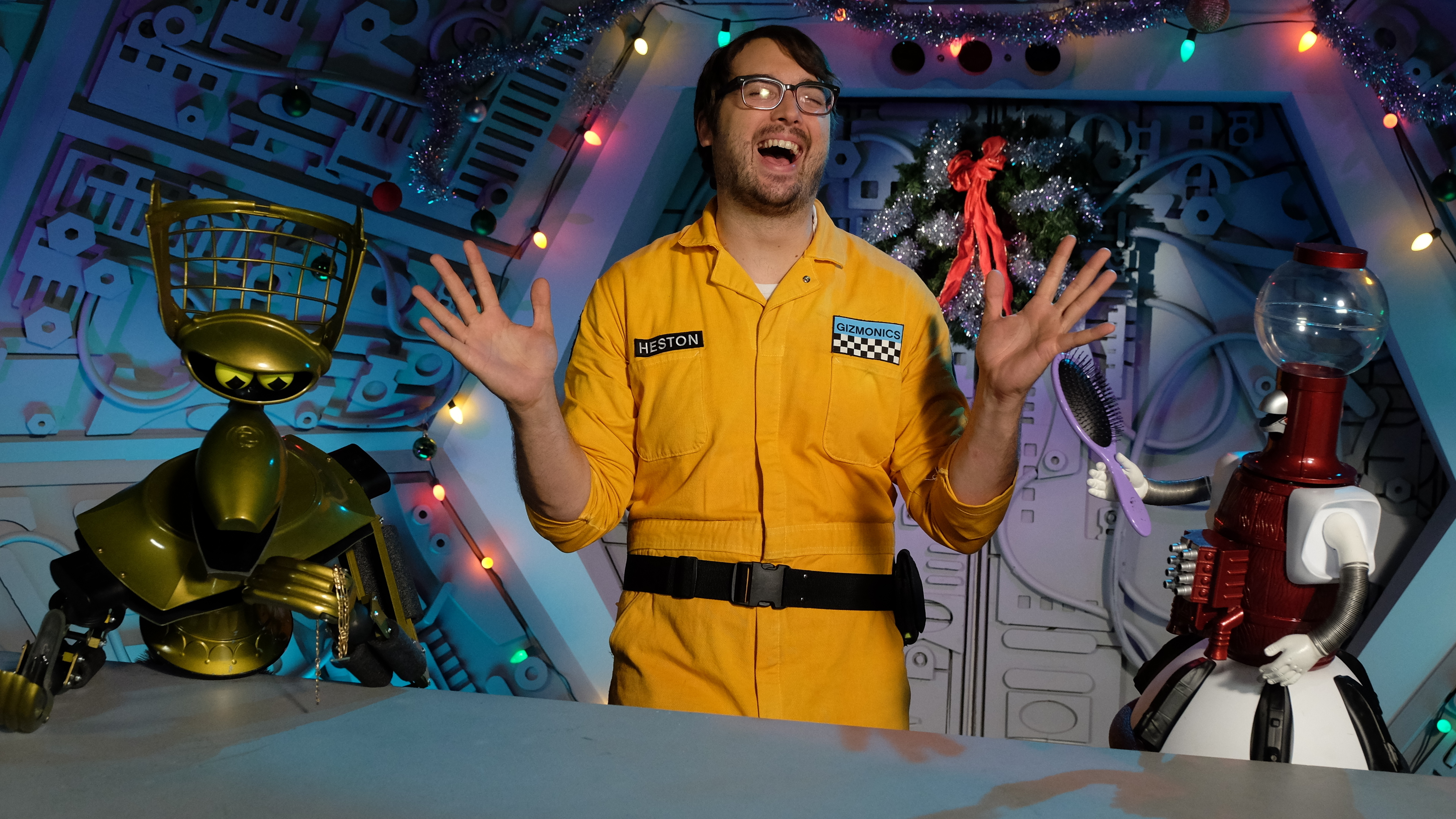 New 'Mystery Science Theater' Coming To Netflix In The Not-Too-Distant Future