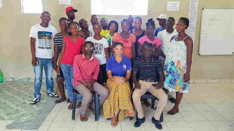 Former High School Dropout Joins Peace Corps, Helps New Dropouts