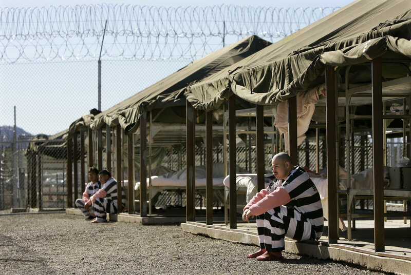 Joe Arpaio's Infamous Tent City Jail In Maricopa County Will