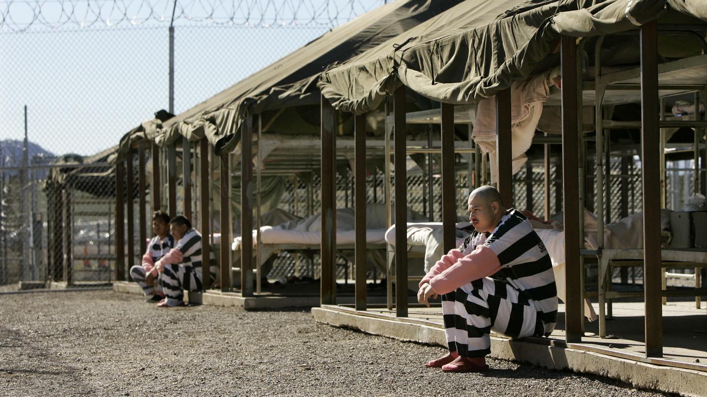 inmates : NPR