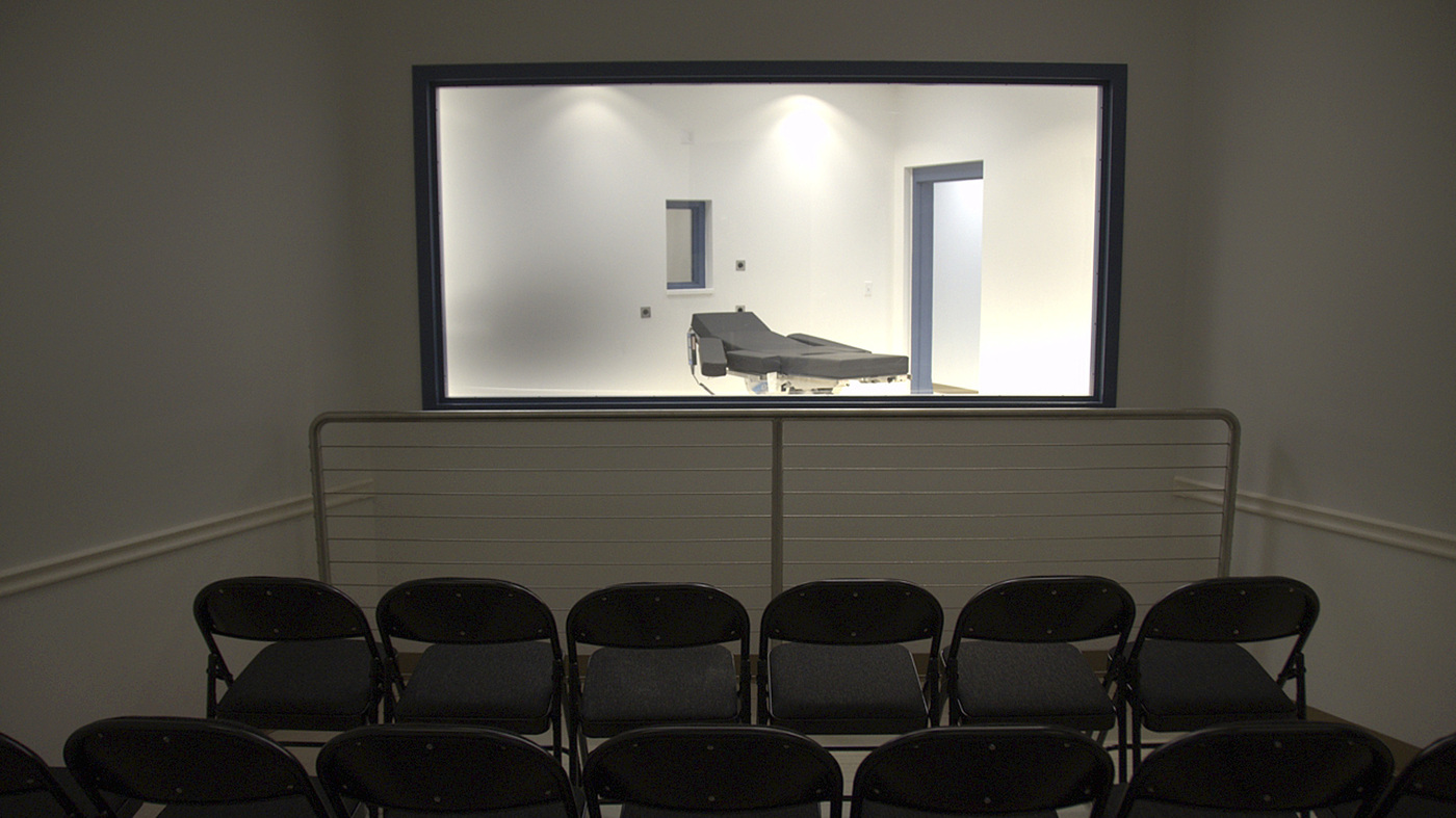 Electric chair chamber - To Keep Death Penalty Amid Lethal Injection Issues States Turn To Old Execution Methods Npr