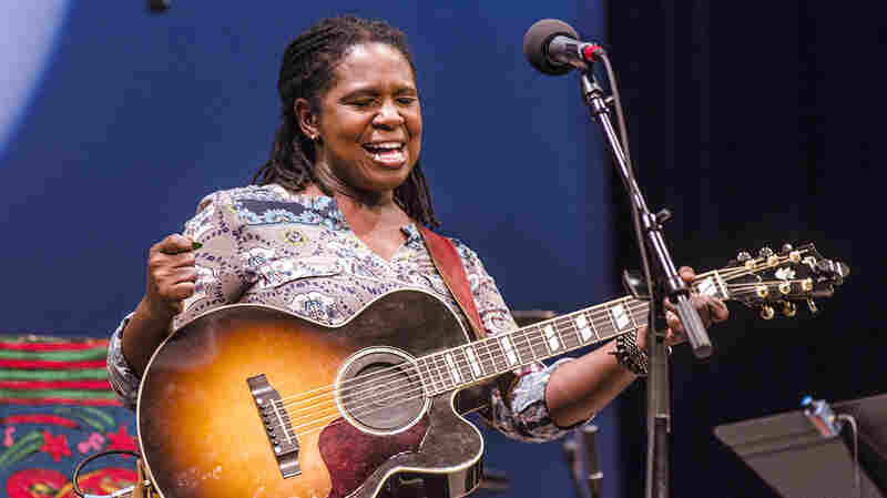 Ruthie Foster On Mountain Stage