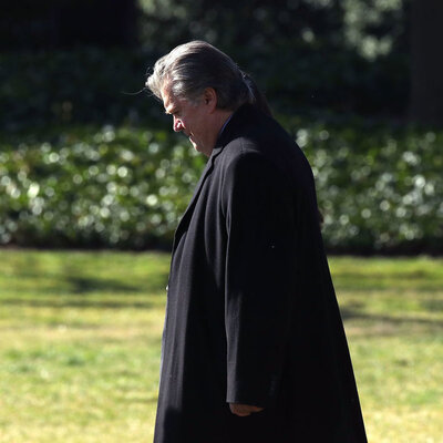 Trump Chief Strategist Steve Bannon Removed From National Security Council