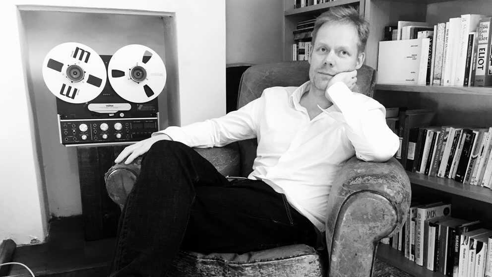 What's Composer Max Richter Listening To? Pretty Much Everything