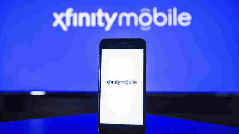 Comcast Goes Mobile With Cellphone Service For Existing Customers