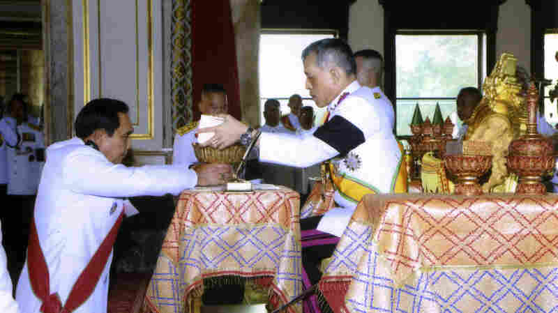 Thai King Signs Military-Backed Constitution