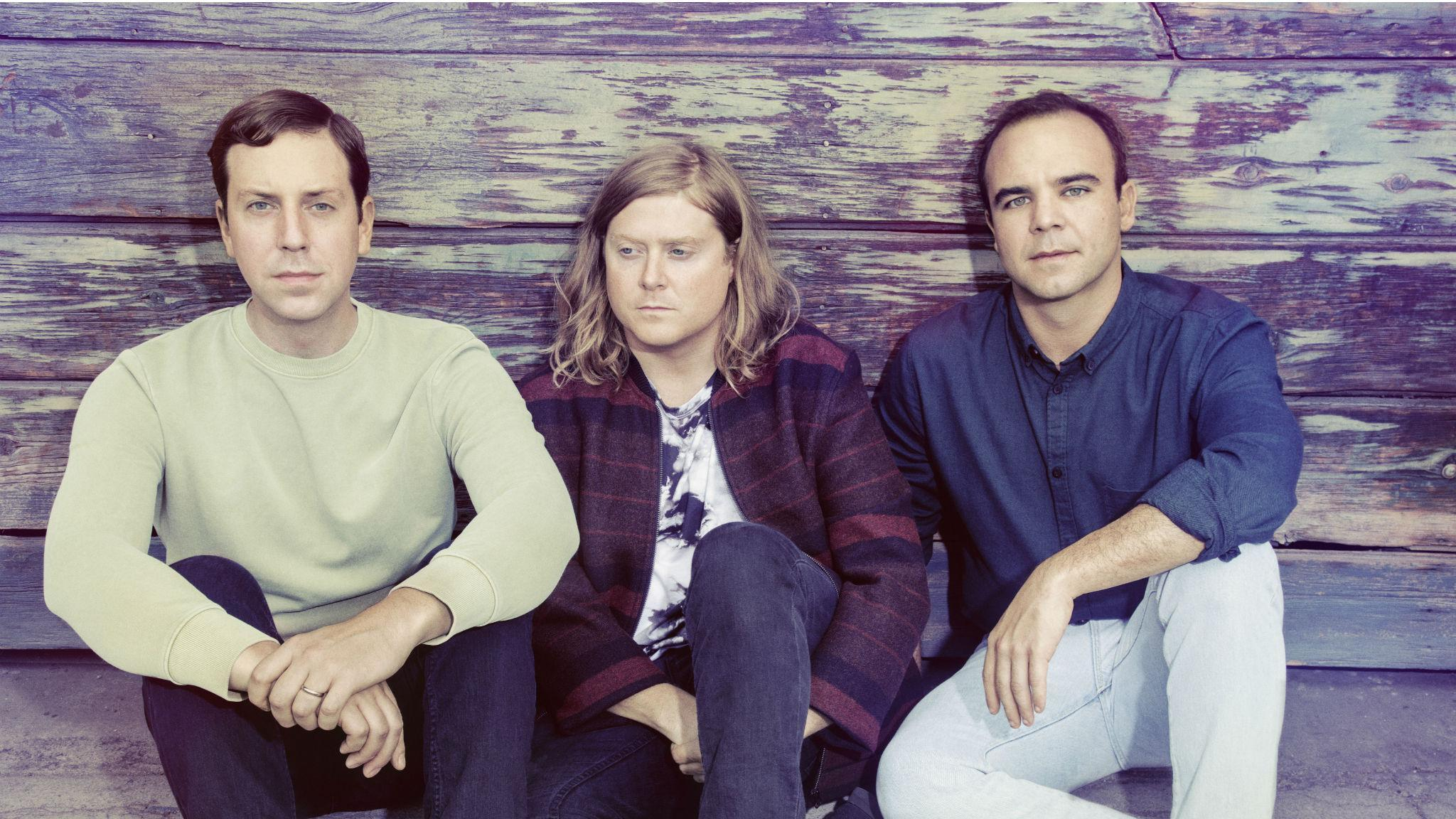 Future Islands' New Album Stays Smooth, Even As Veins Bulge