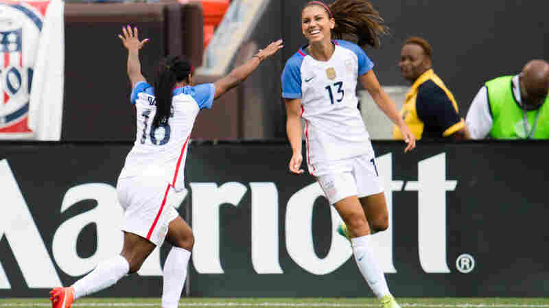 In 'Important Step,' U.S. Women's Soccer Team Reaches New Labor Deal