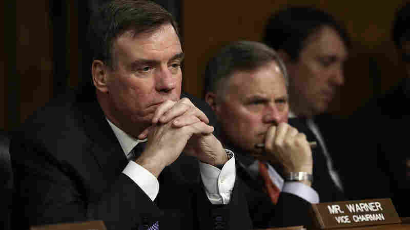 Sen. Mark Warner: No Evidence To Support Trump's Political Snooping Claims