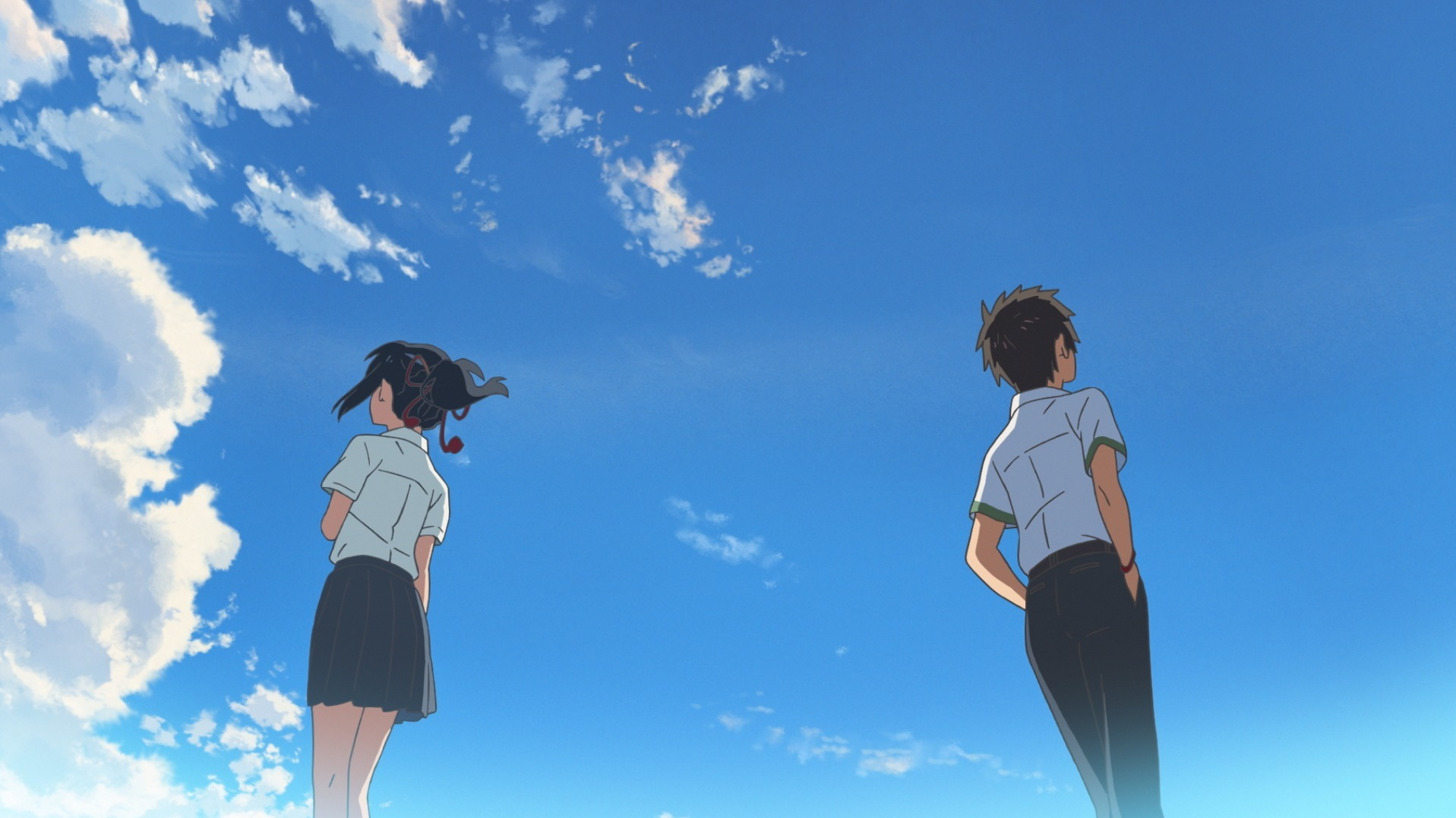 A Body-Switching Teen Romance Anime Disaster Flick With 'Your Name.' On It