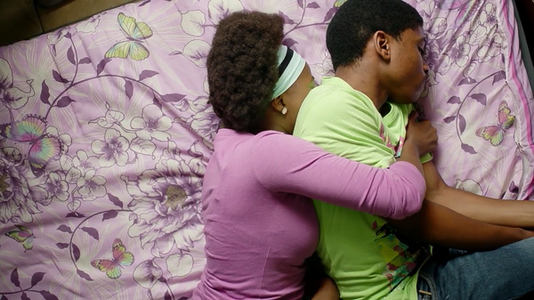 A scene from MTV Shuga: Down South, the new season of the soap opera that