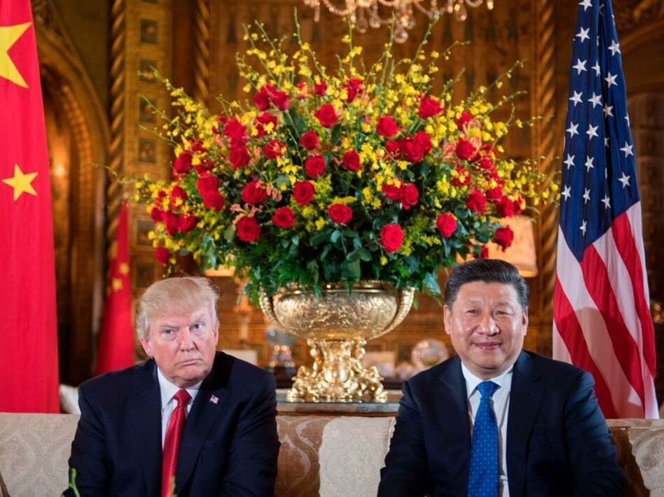 At Trump And Xi S Meetings Uncomfortable Talks Are The