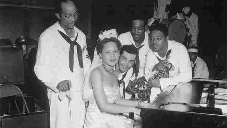 Dorothy Donegan On Piano Jazz