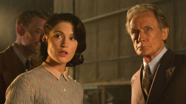 Their Finest stars Gemma Arterton as a brilliant young scriptwriter, and Billy Nighy as an aging actor who still wants to be cast as the romantic lead.