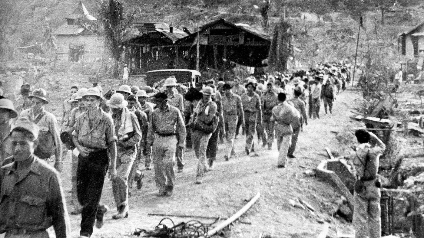 "a review of the bataan death march Tears in the darkness: the story of the bataan death march and its aftermath   review ""deeply researched and finely documented, tears in the darkness is."