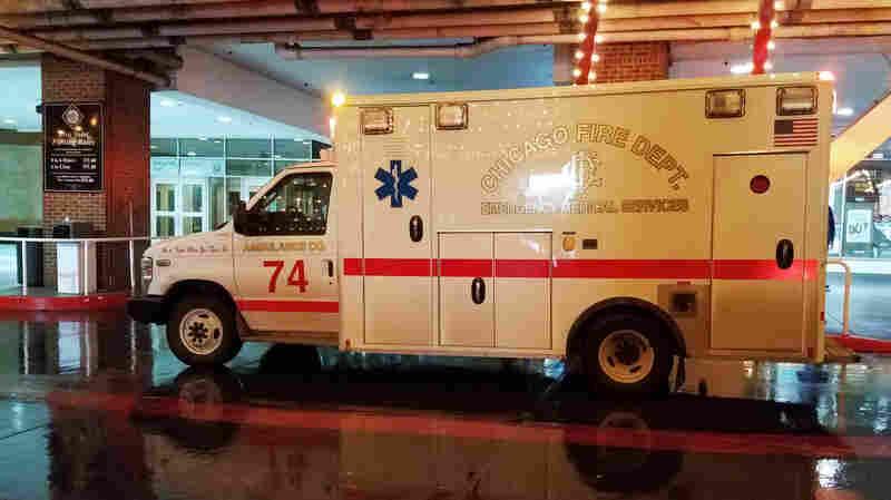 Why Send A Firetruck To Do An Ambulance's Job?