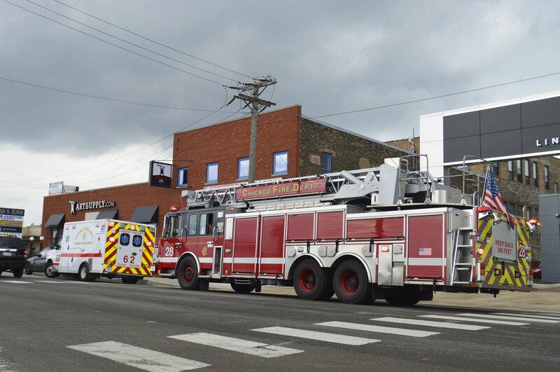 Sending Firetrucks For Medical Calls : Shots - Health News : NPR