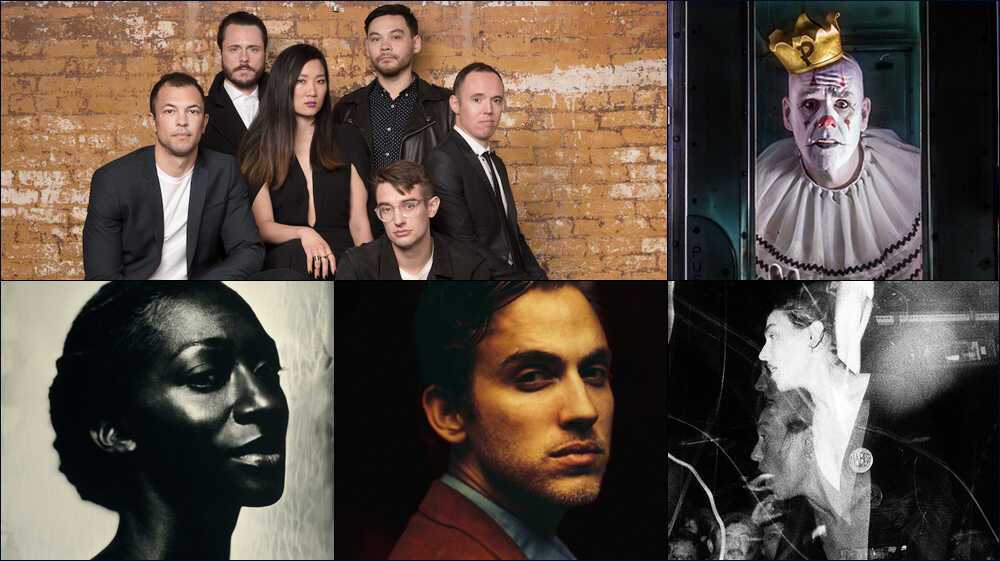 New Mix: San Fermin, Andrew Combs, Puddles Pity Party, More