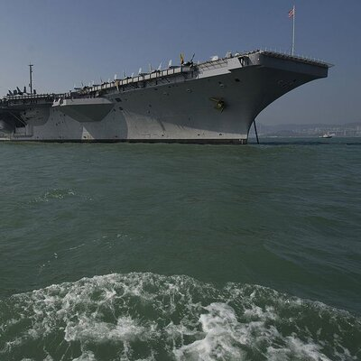 North Korea Threatens 'Toughest Counteraction' After U.S. Moves Navy Ships