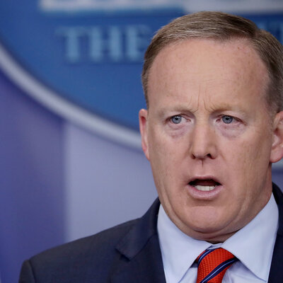 White House Spokesman Stumbles Over Assad-Hitler Comparison