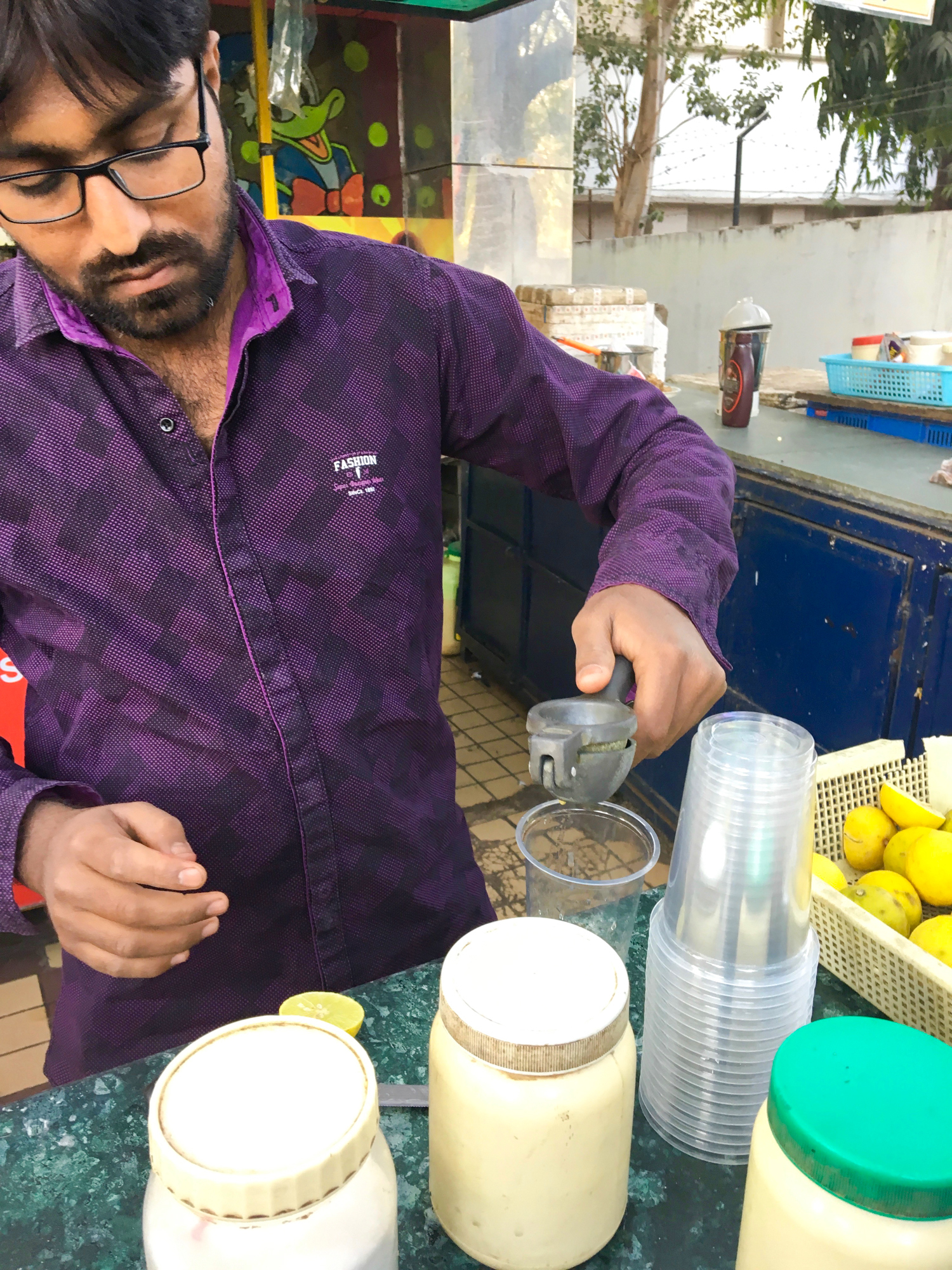 On A Hot Day, Indians Love To Sip A Spicy Soda That's A Bit Funky, Too