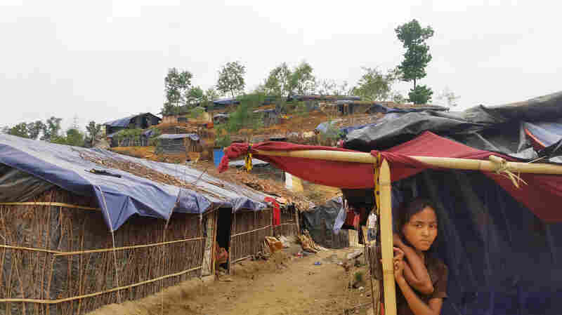 Rohingya Fleeing Myanmar Describe Military Tactic Of Systematic Rape