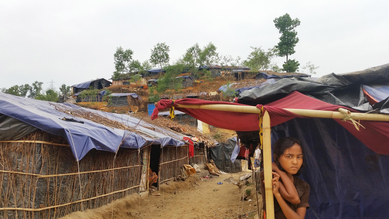 Rohingya Fleeing Myanmar Describe Military Tactic Of Systematic Rape